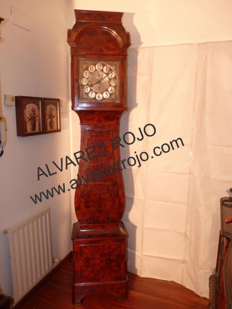 Reloj de salon aleman carillon en relojes de sal n - Relojes para salon ...