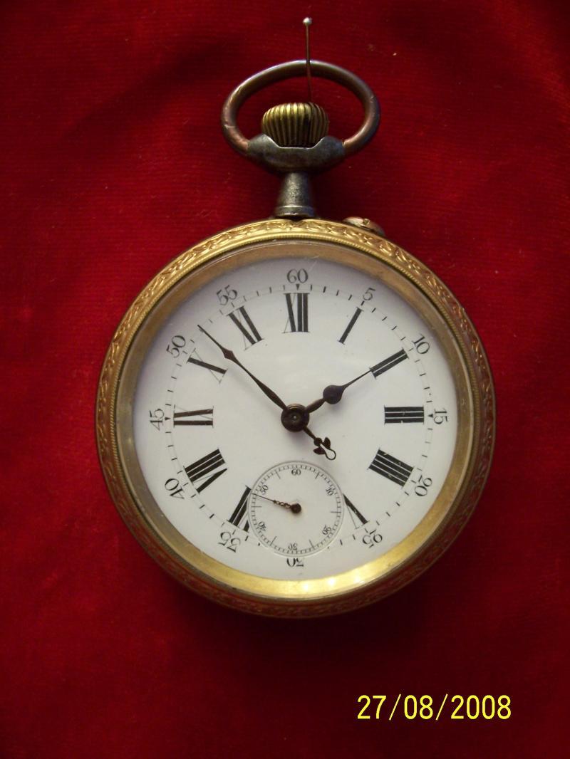 Reloj regulateur frances en relojes de bolsillo antiguos - Reloj de cadena ...